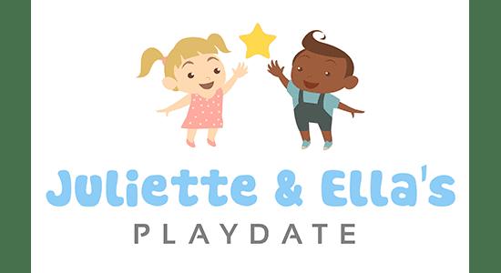 Juliette & Ella's Play Date (at 16 Handles - 1161 1st Avenue)