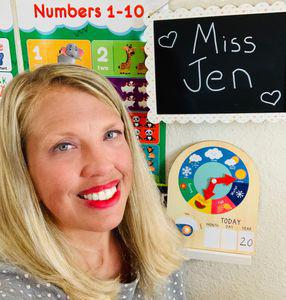 Learning with Miss Jen (Online)