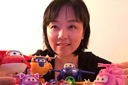 Amber Lu - Mandarin Teacher (Online)