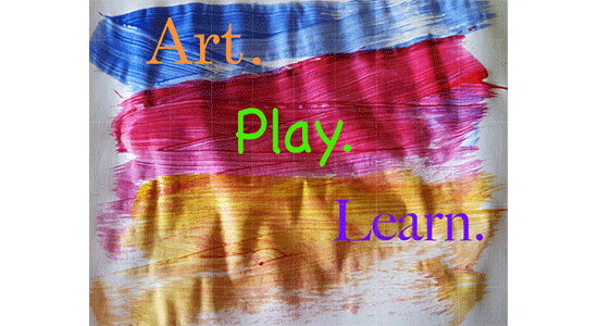 Art. Play. Learn. (Online)