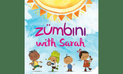 Zumbini with Sarah Viviani (Online)