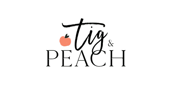 Tig & Peach