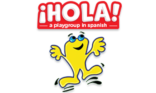 Español online con ¡HOLA! A Playgroup in Spanish