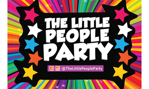 The Little People Party (at The Backyard at Berry Park)